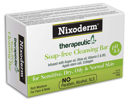 Facial Bar Soaps   Cleansing Bar - Nixoderm Malaysia